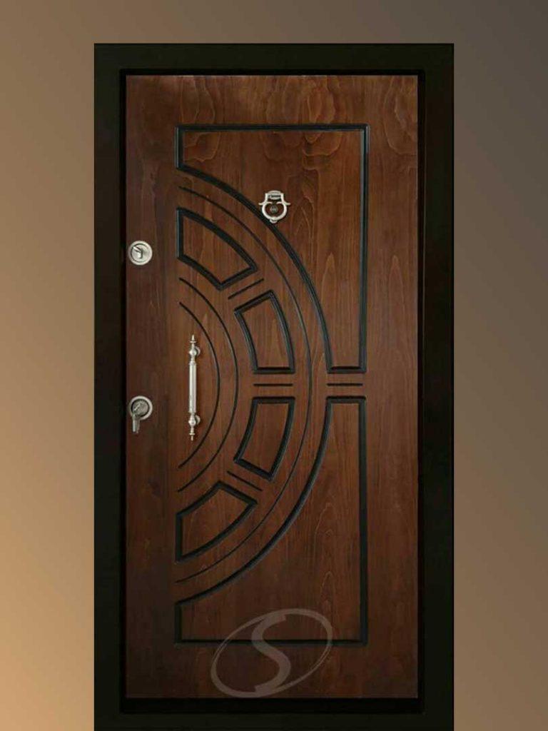 درب ضدسرقت راس رنگپلی اورتان