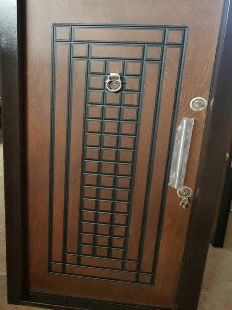 درب ضد سرقت مدل کنت راش رنگ پلی اورتان